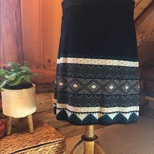 Aventura Skirt- Wool blend, size L